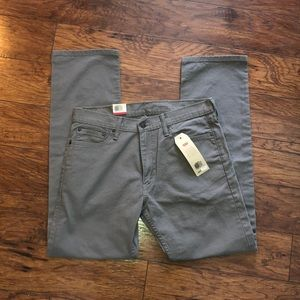 Men's Levis 513 jeans,NWT